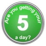 Are You Getting Your Five-A-Day