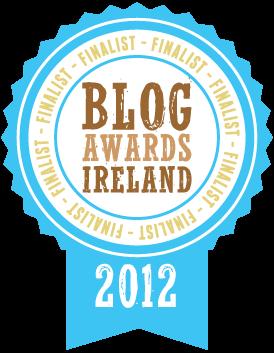 Blog Awards Ireland Finalist - Why Weight Ireland
