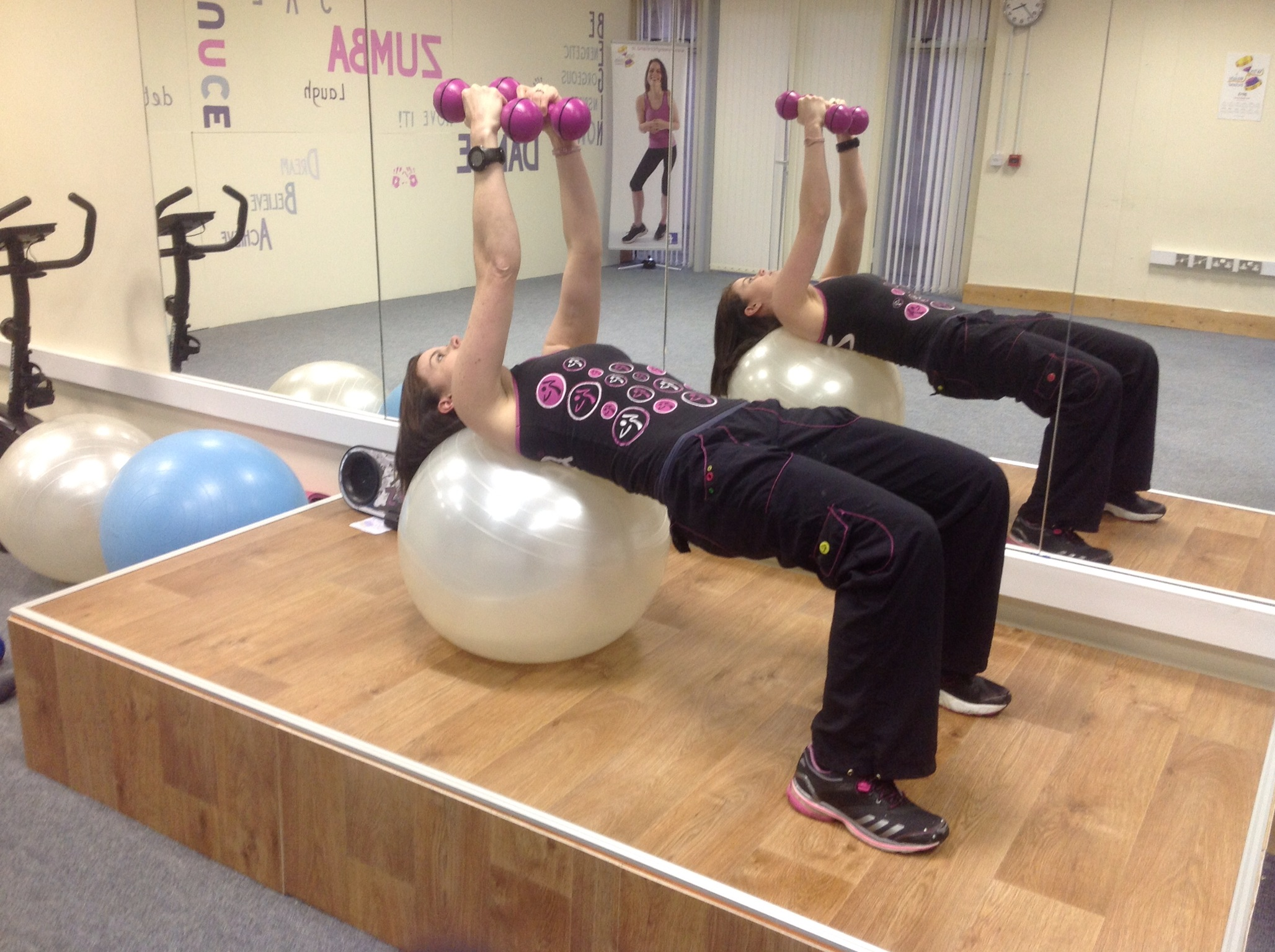 supine fly1 - Chest Exercise
