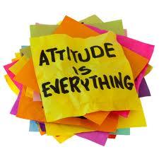 Weight Loss Attitude