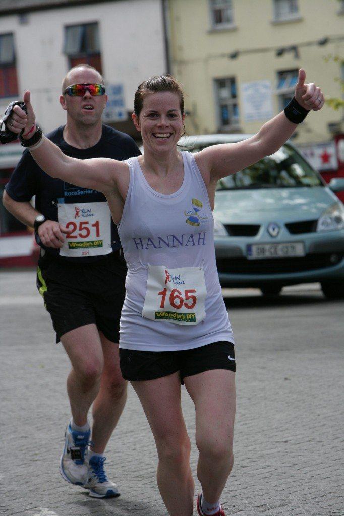 Hannah Nolan Kildare Marathon - Taper Time