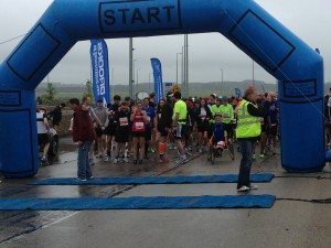 Kildare Marathon 2013 Start Line