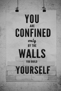 Breaking Barriers - Break Through The Wall