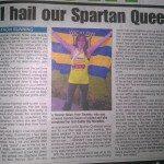 Hail Queen Spartan