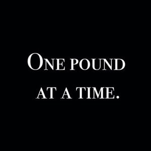Chocolate - One pound at a time