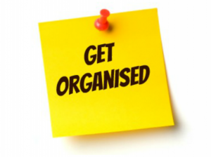 Organise Your Weight Loss