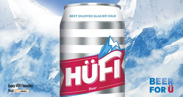 Hufi Beer Can